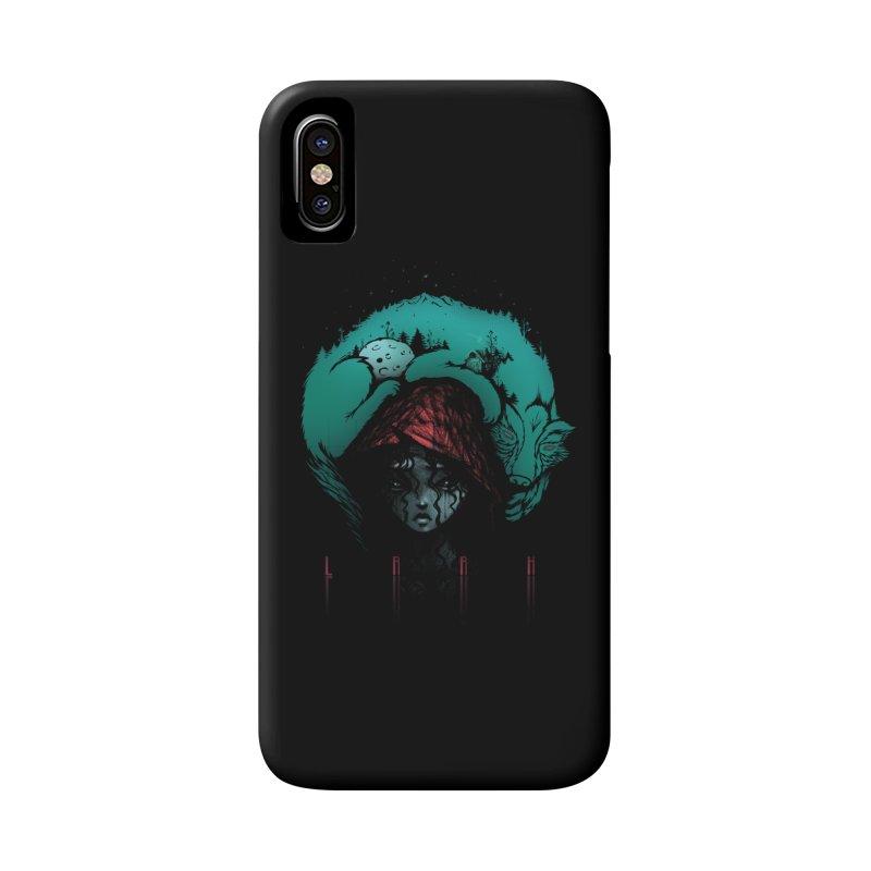 LRRH Accessories Phone Case by eleken's Artist Shop