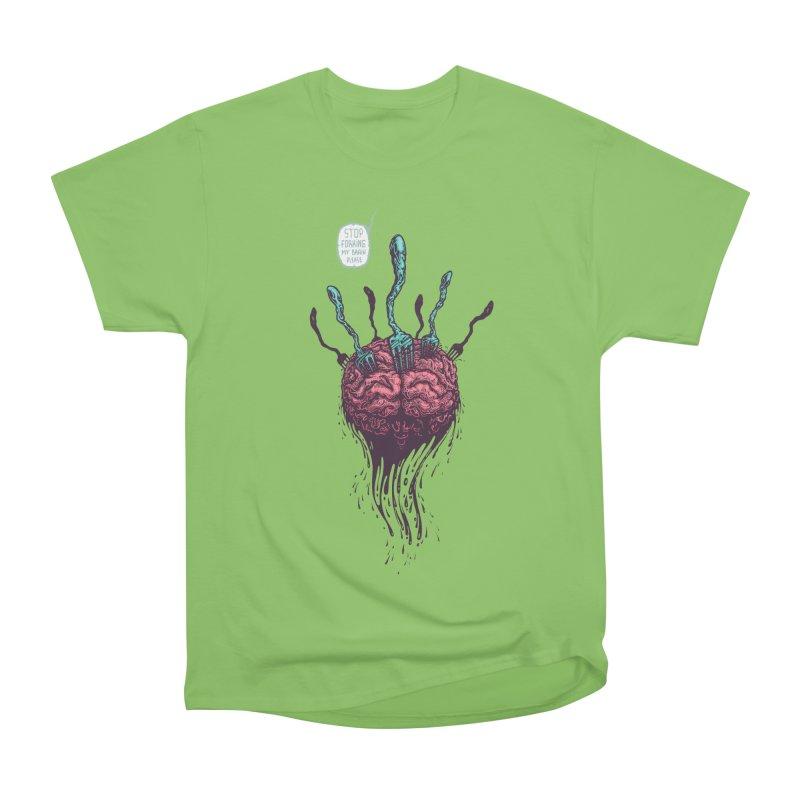 Forking Talkers Women's Heavyweight Unisex T-Shirt by eleken's Artist Shop
