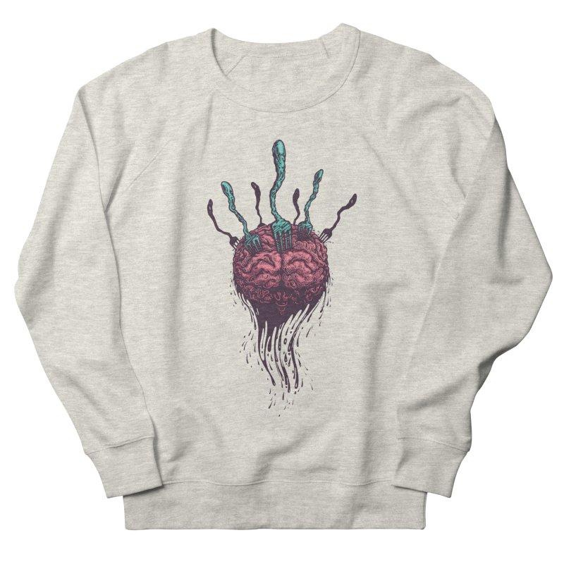 Stop forking my brain Men's Sweatshirt by eleken's Artist Shop