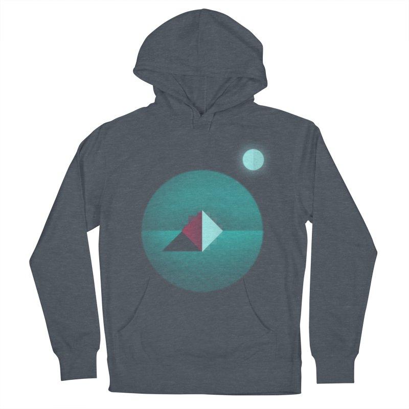 Shapes1 Men's Pullover Hoody by eleken's Artist Shop