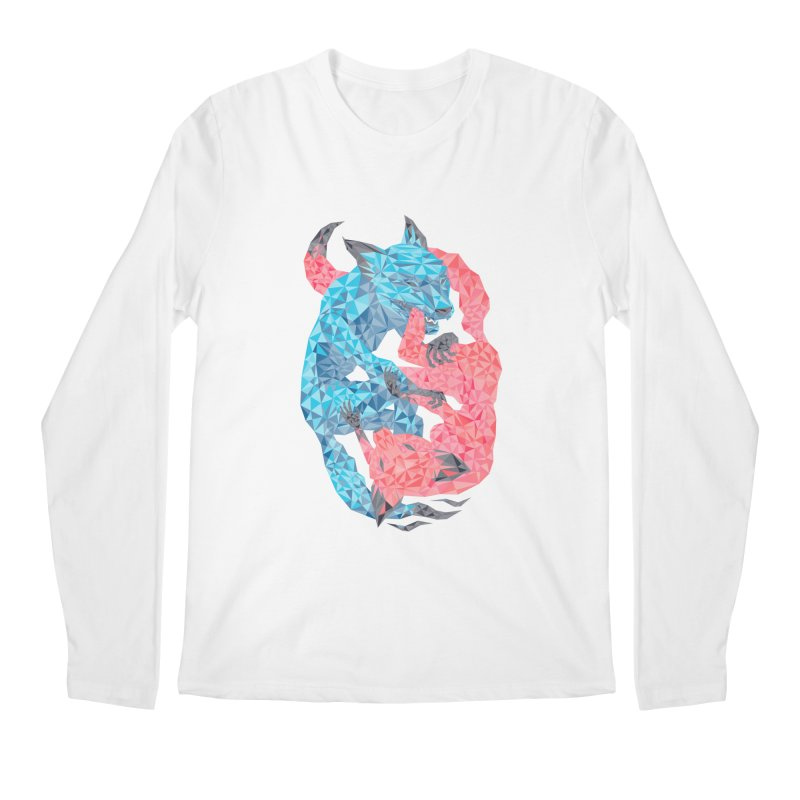 Chase Men's Longsleeve T-Shirt by eleken's Artist Shop