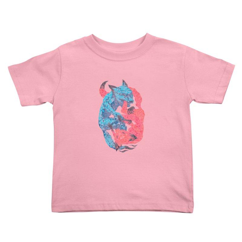 Chase Kids Toddler T-Shirt by eleken's Artist Shop