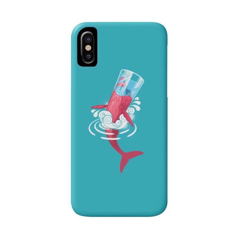 Whale Accessories Phone Case by eleken's Artist Shop