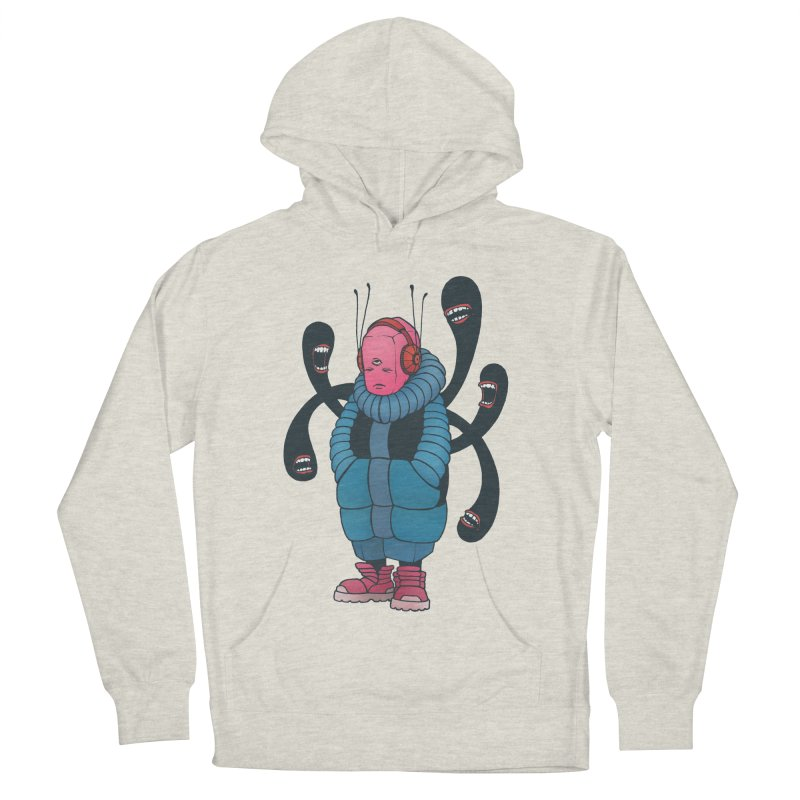 The whisper Men's Pullover Hoody by eleken's Artist Shop