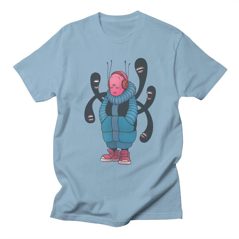 The whisper Men's T-Shirt by eleken's Artist Shop