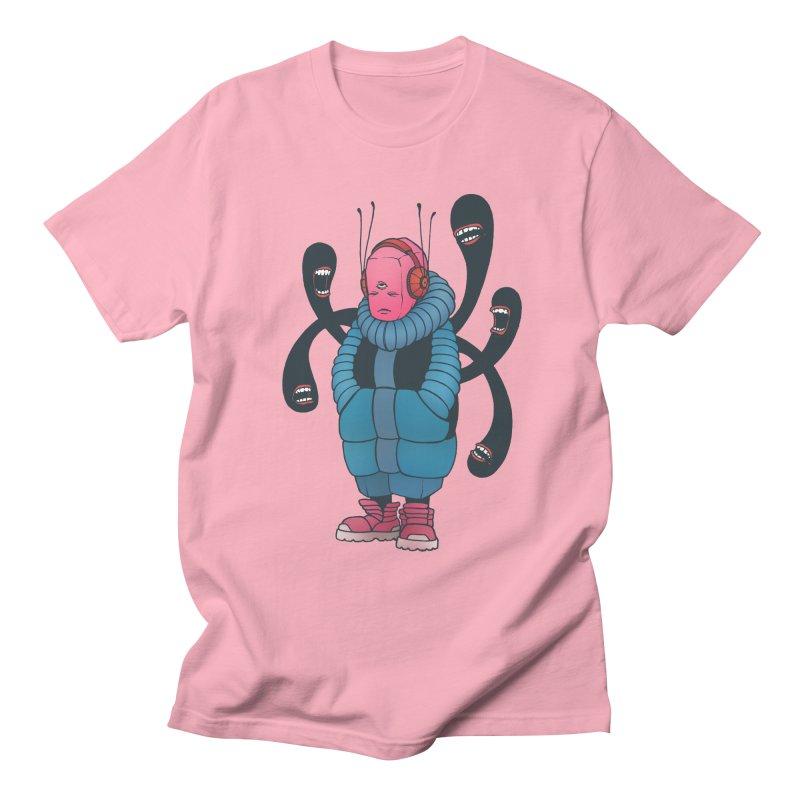 The whisper Women's Unisex T-Shirt by eleken's Artist Shop