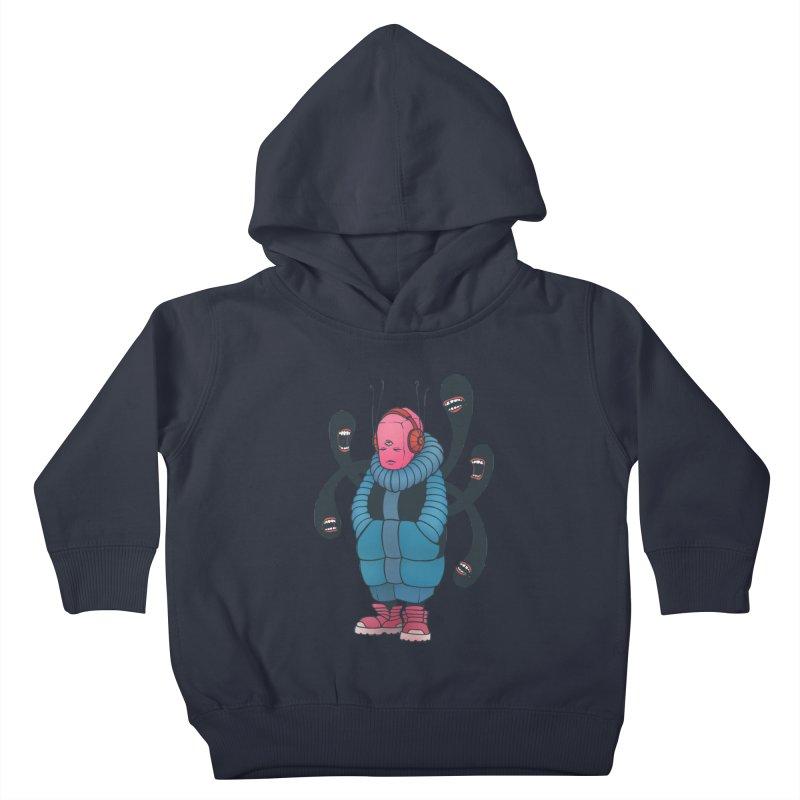 The whisper Kids Toddler Pullover Hoody by eleken's Artist Shop