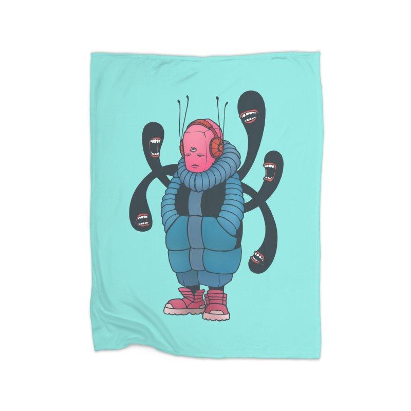 The whisper Home Blanket by eleken's Artist Shop
