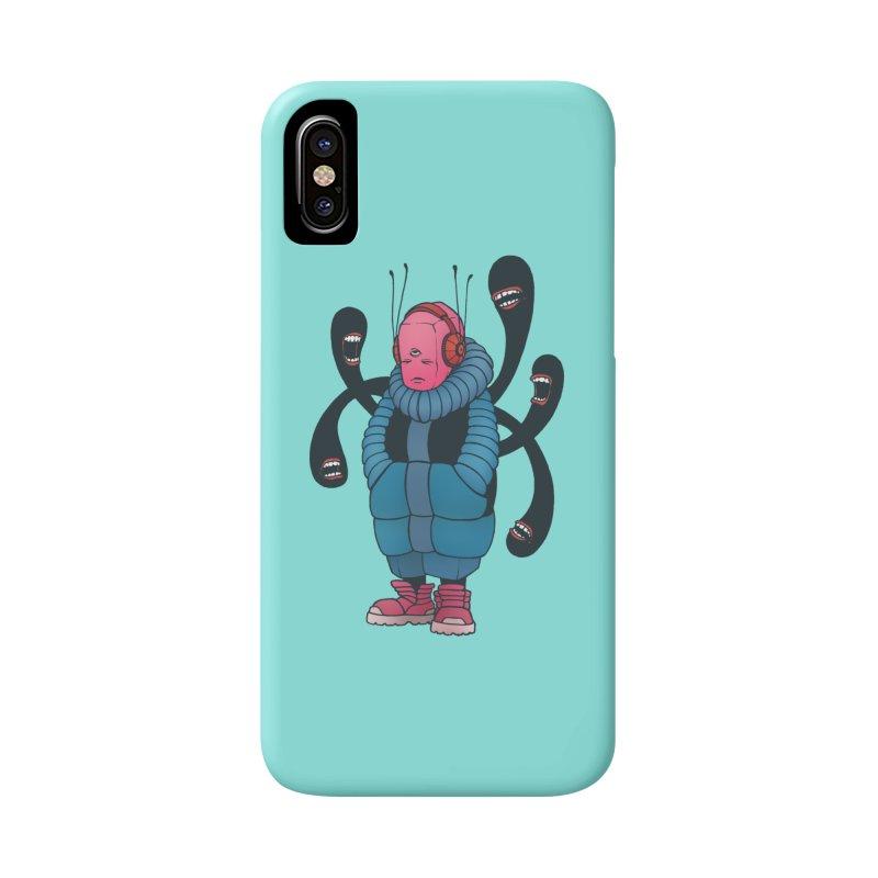 The whisper Accessories Phone Case by eleken's Artist Shop