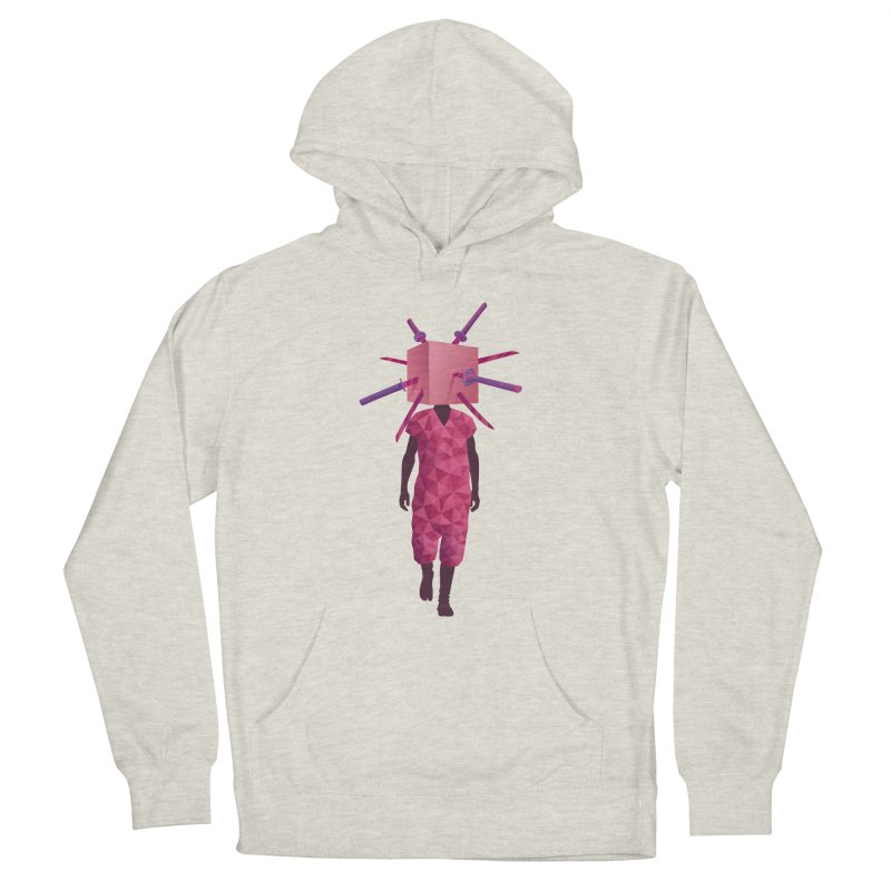 Swords Women's Pullover Hoody by eleken's Artist Shop