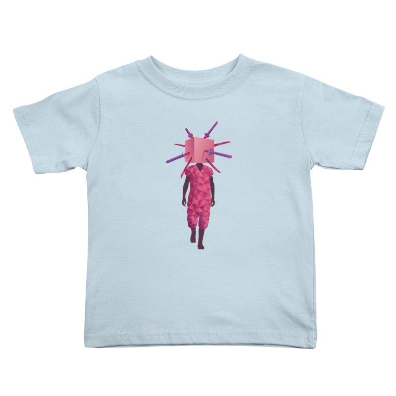Swords Kids Toddler T-Shirt by eleken's Artist Shop