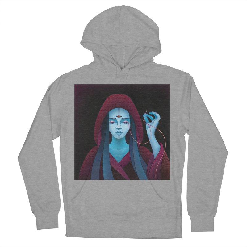 Needles Women's Pullover Hoody by eleken's Artist Shop