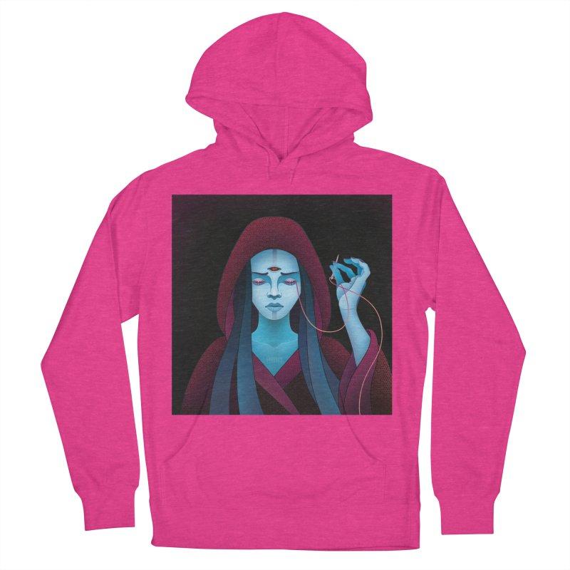 Needles Men's Pullover Hoody by eleken's Artist Shop