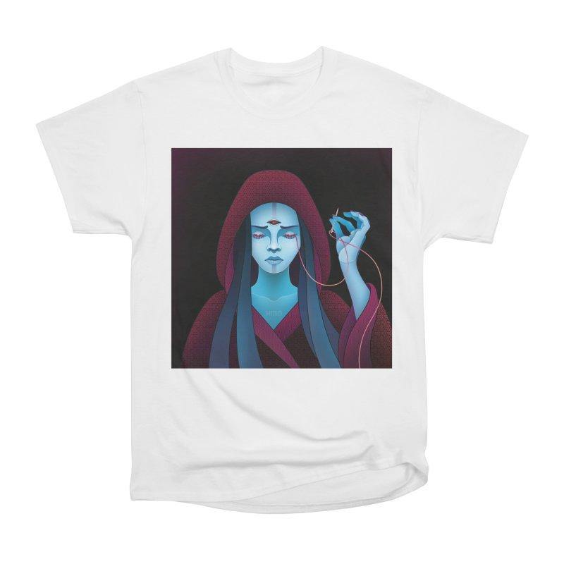 Needles Men's Classic T-Shirt by eleken's Artist Shop