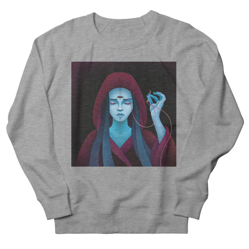 Needles Women's Sweatshirt by eleken's Artist Shop