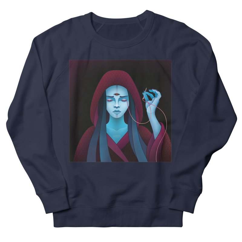 Needles Men's Sweatshirt by eleken's Artist Shop