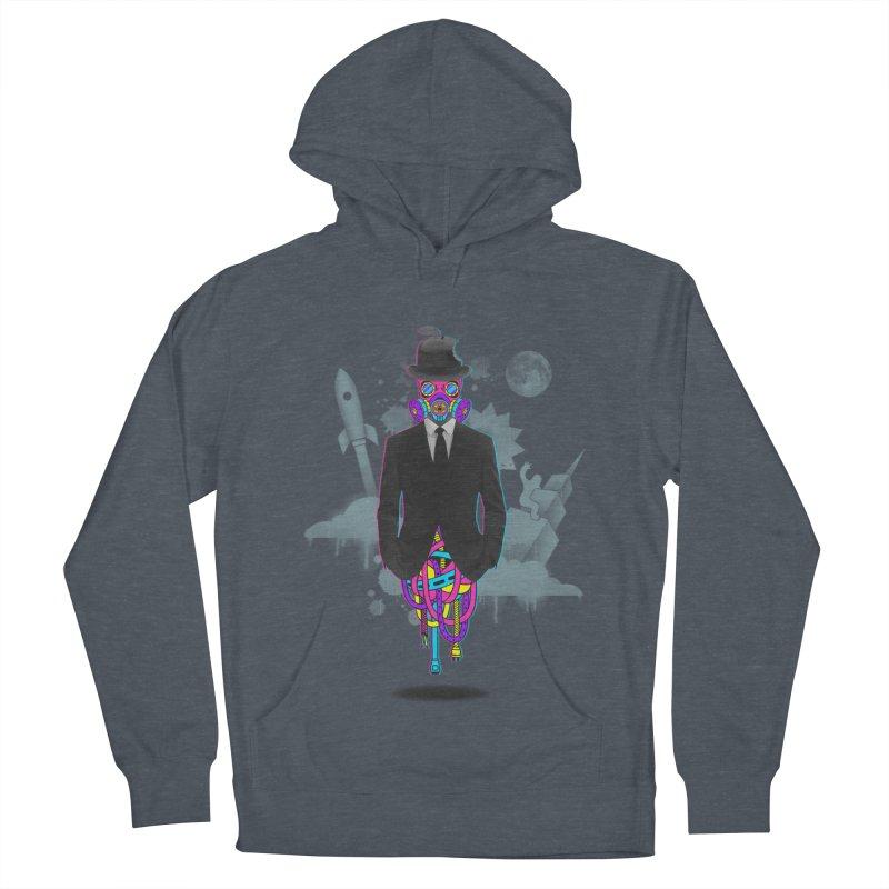 Issues Men's Pullover Hoody by eleken's Artist Shop