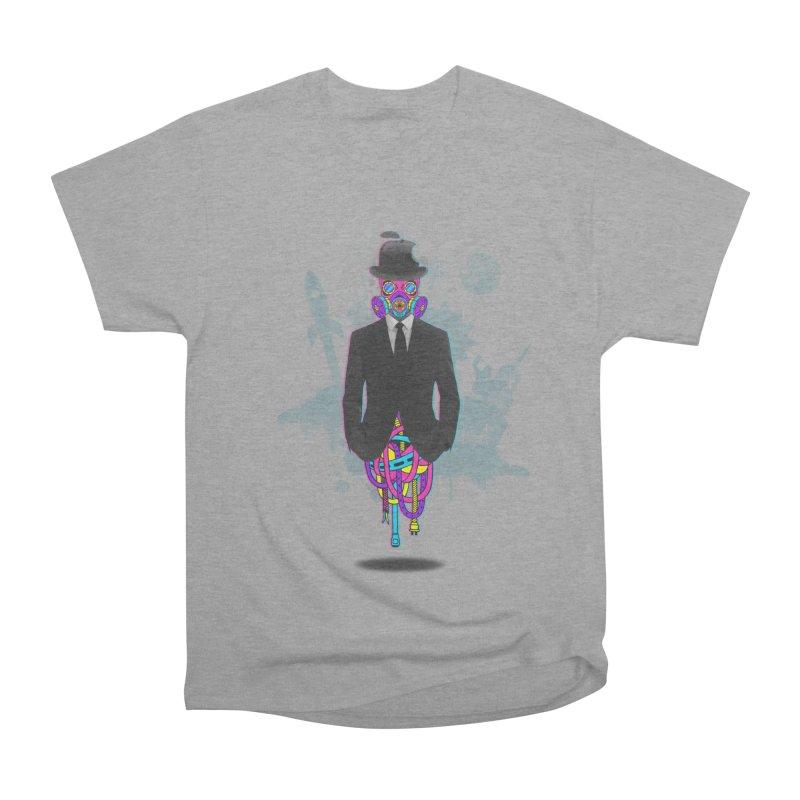 Issues Men's Heavyweight T-Shirt by eleken's Artist Shop