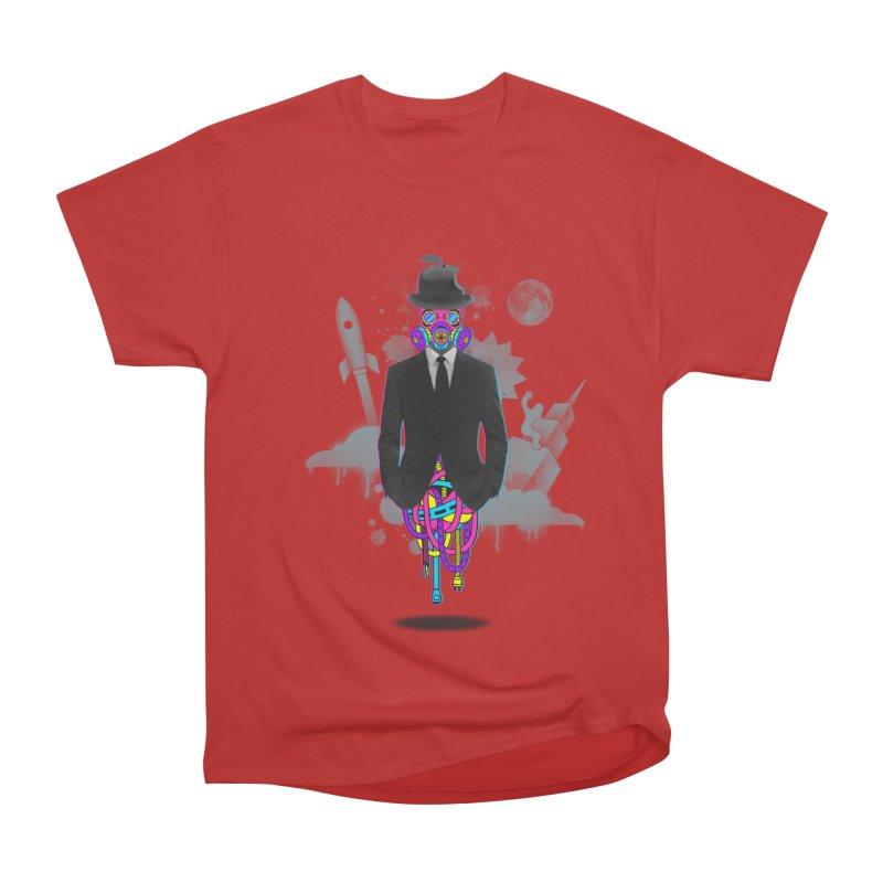 Issues Women's Heavyweight Unisex T-Shirt by eleken's Artist Shop