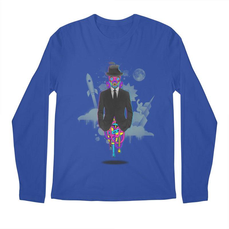 Issues Men's Longsleeve T-Shirt by eleken's Artist Shop