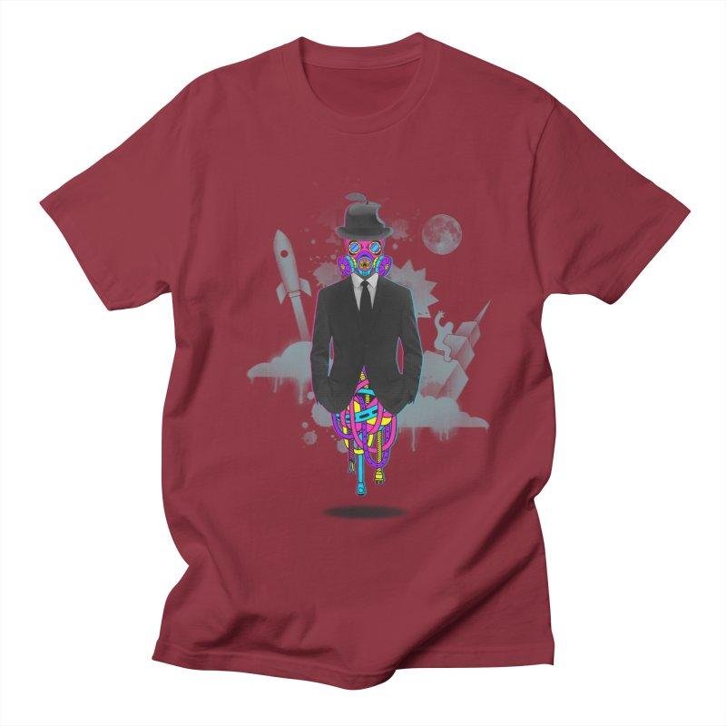 Issues Men's T-shirt by eleken's Artist Shop