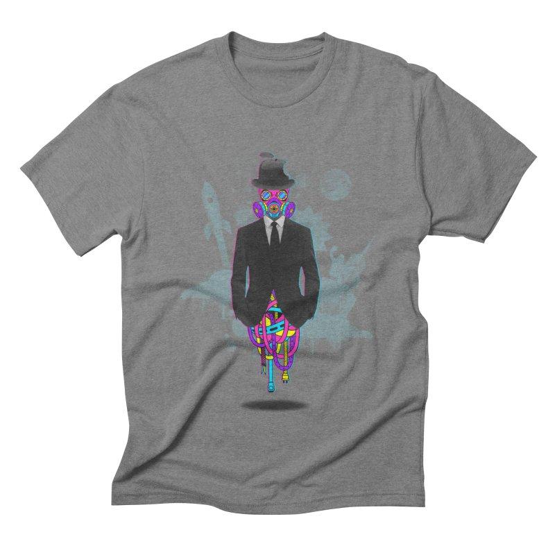 Issues Men's Triblend T-Shirt by eleken's Artist Shop
