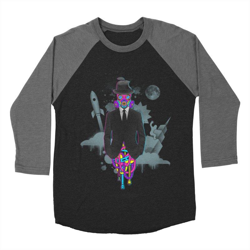 Issues Women's Baseball Triblend T-Shirt by eleken's Artist Shop