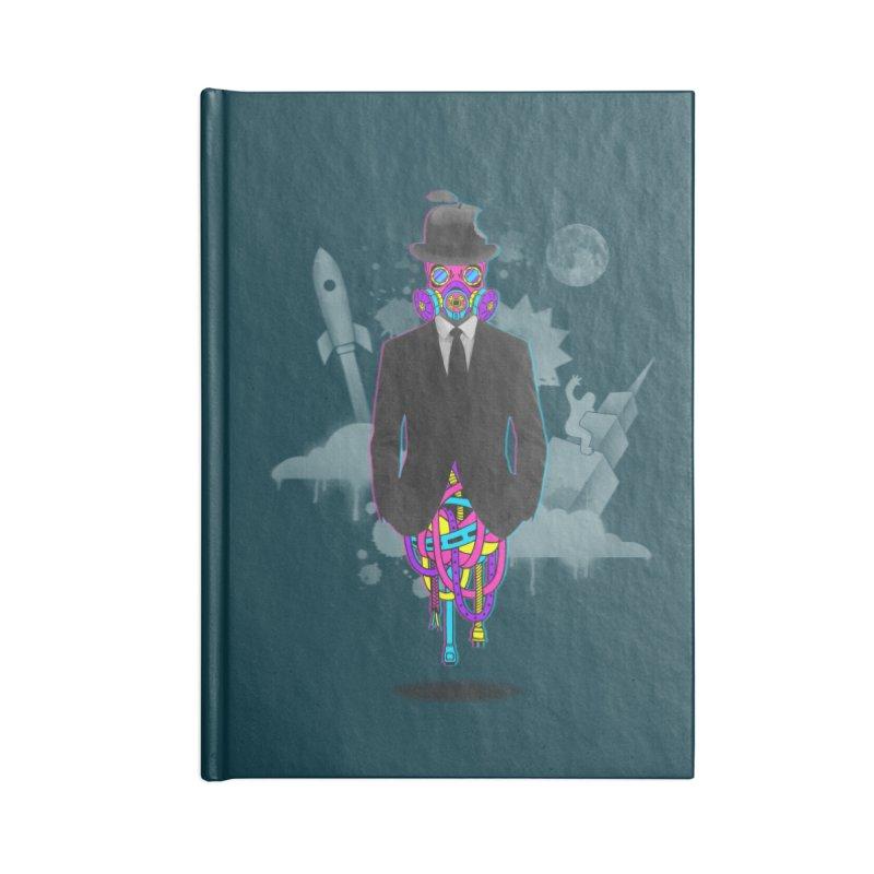 Issues Accessories Notebook by eleken's Artist Shop