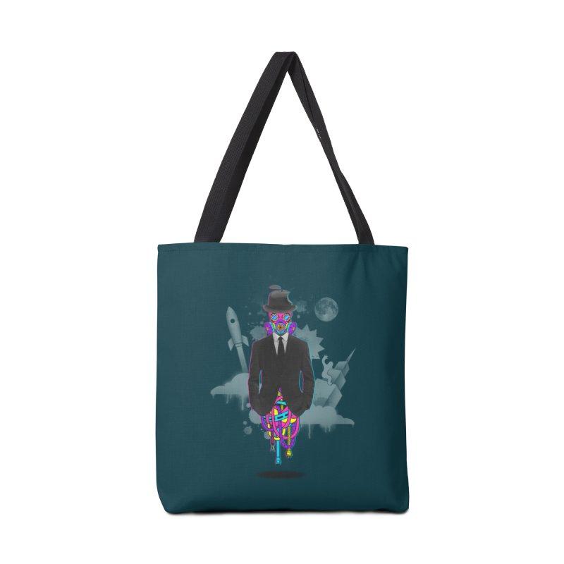 Issues Accessories Bag by eleken's Artist Shop
