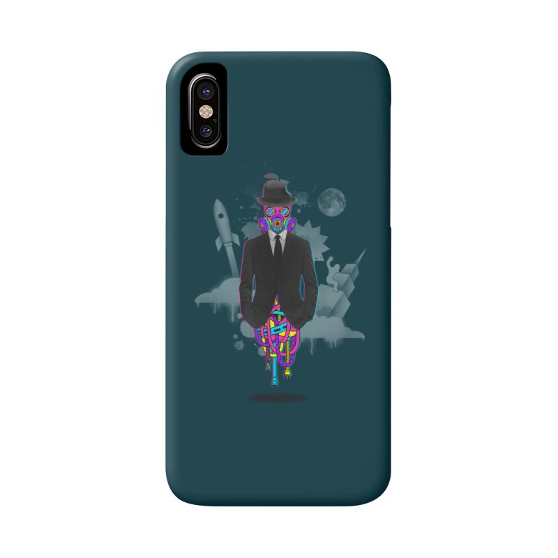 Issues Accessories Phone Case by eleken's Artist Shop