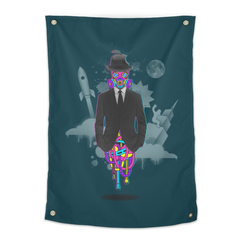Issues Home Tapestry by eleken's Artist Shop