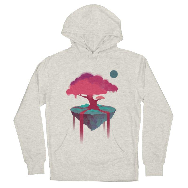 Island Men's Pullover Hoody by eleken's Artist Shop