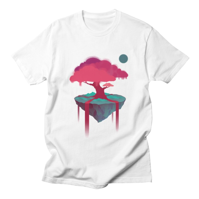 Island Women's Unisex T-Shirt by eleken's Artist Shop