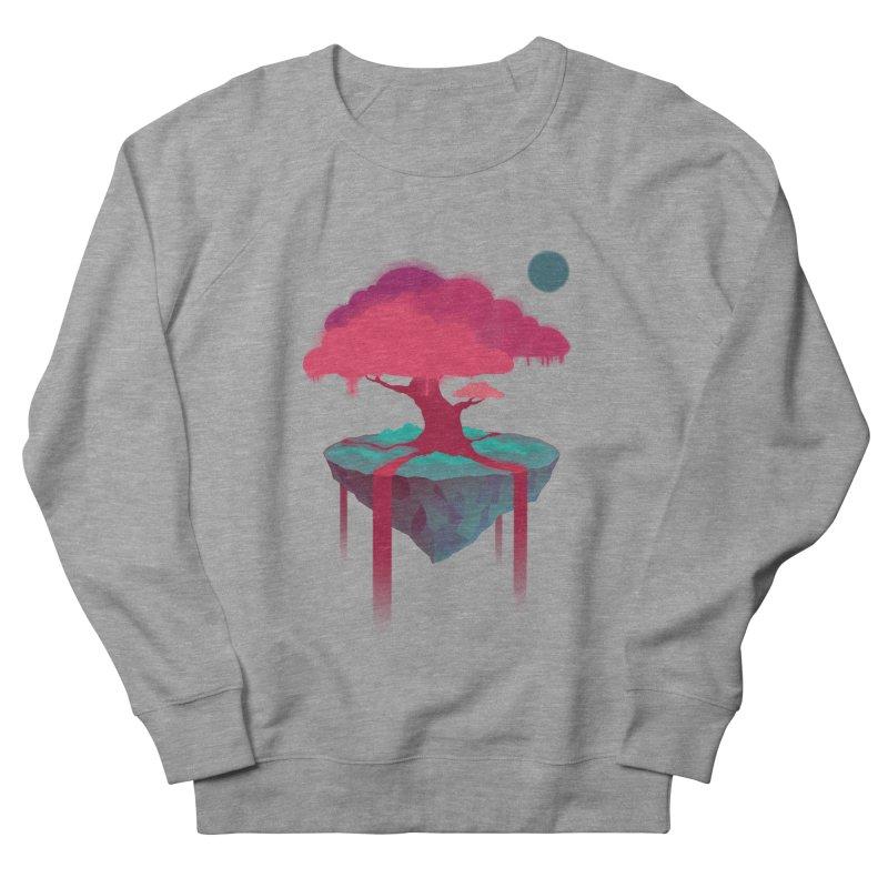 Island Women's Sweatshirt by eleken's Artist Shop