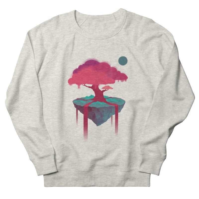 Island Women's Sweatshirt by eleken's Artist Shop