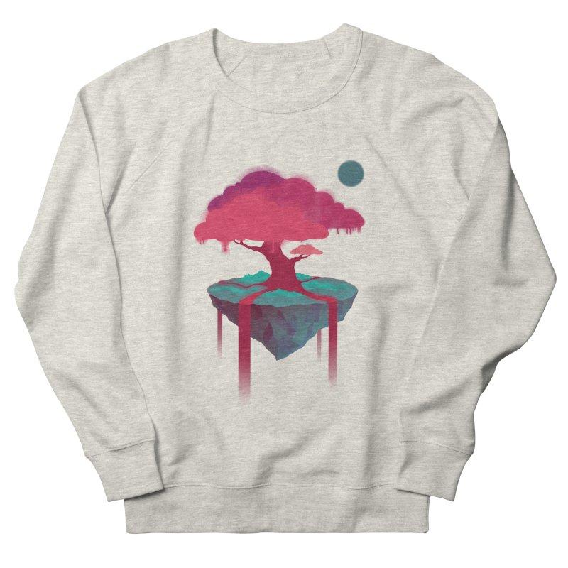 Island Men's Sweatshirt by eleken's Artist Shop