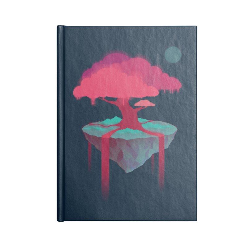 Island Accessories Notebook by eleken's Artist Shop