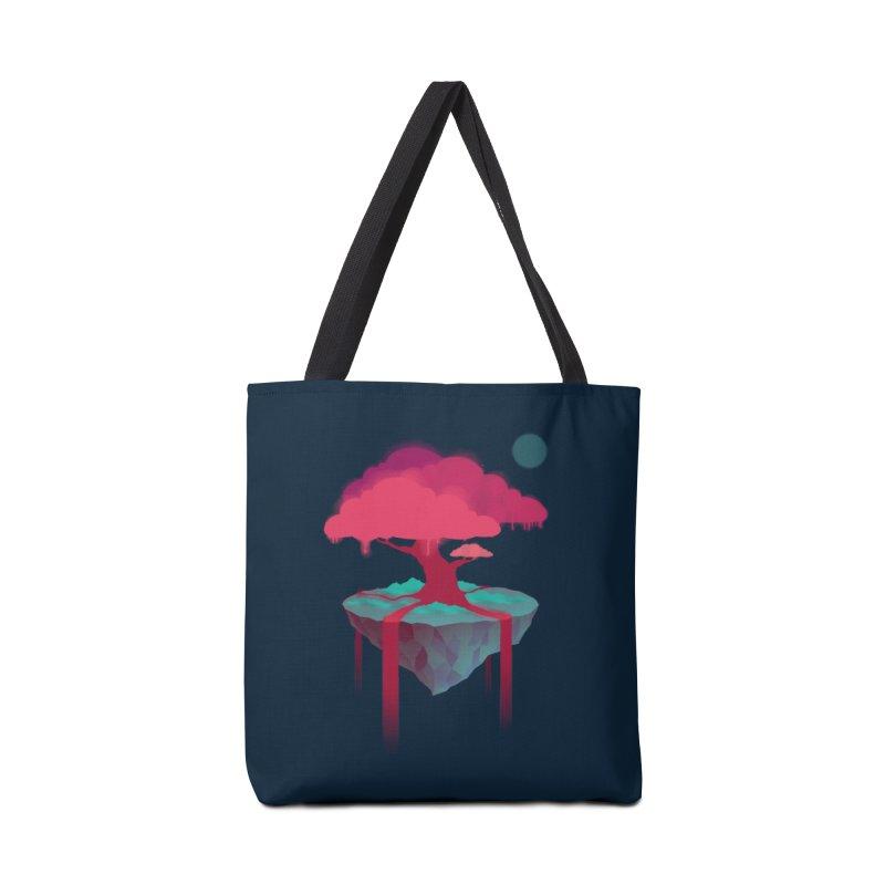 Island Accessories Bag by eleken's Artist Shop