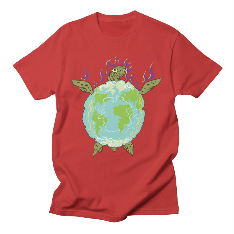 Elemental Francis Men's T-Shirt by Elementiad Artist Shop
