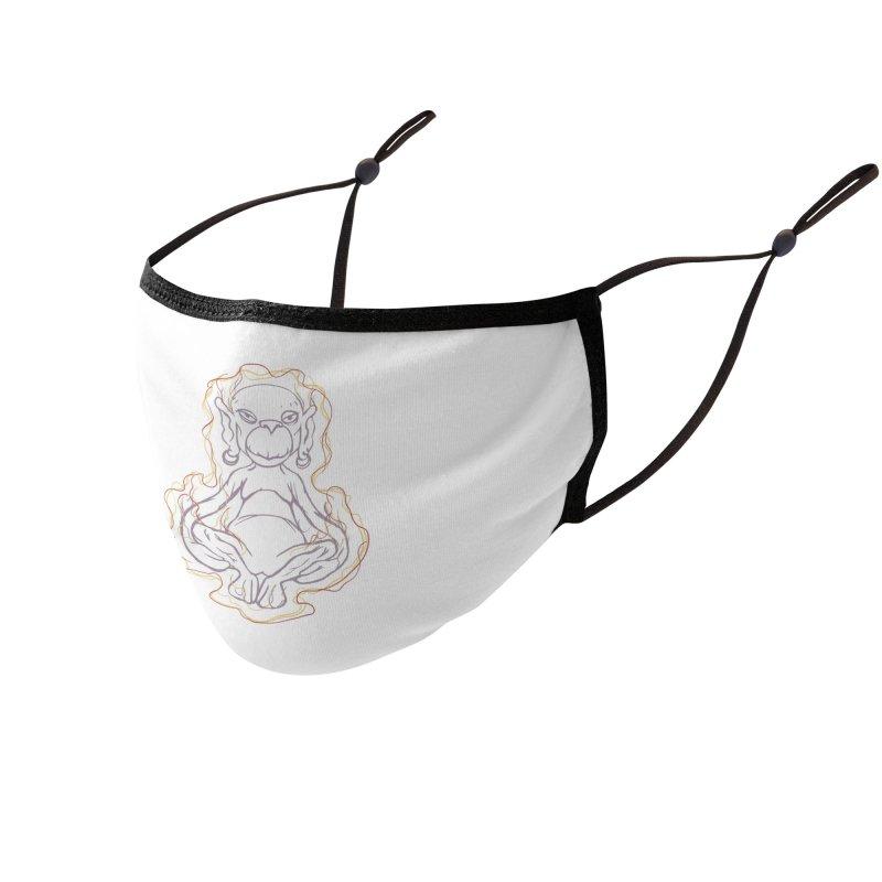 Elemental Rando Accessories Face Mask by Elementiad Artist Shop
