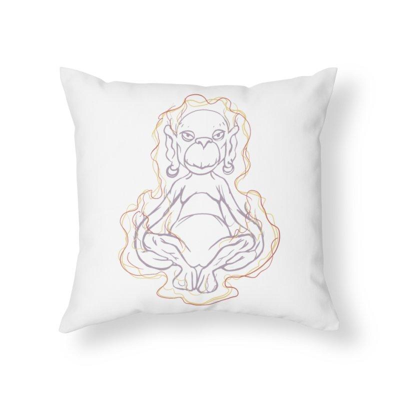 Elemental Rando Home Throw Pillow by Elementiad Artist Shop
