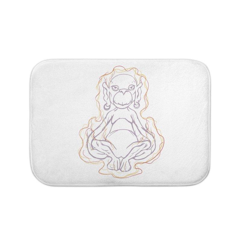 Elemental Rando Home Bath Mat by Elementiad Artist Shop