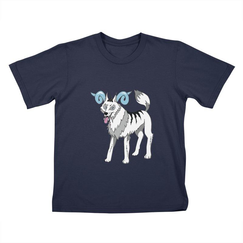 Elemental Wolfram Kids T-Shirt by Elementiad Artist Shop