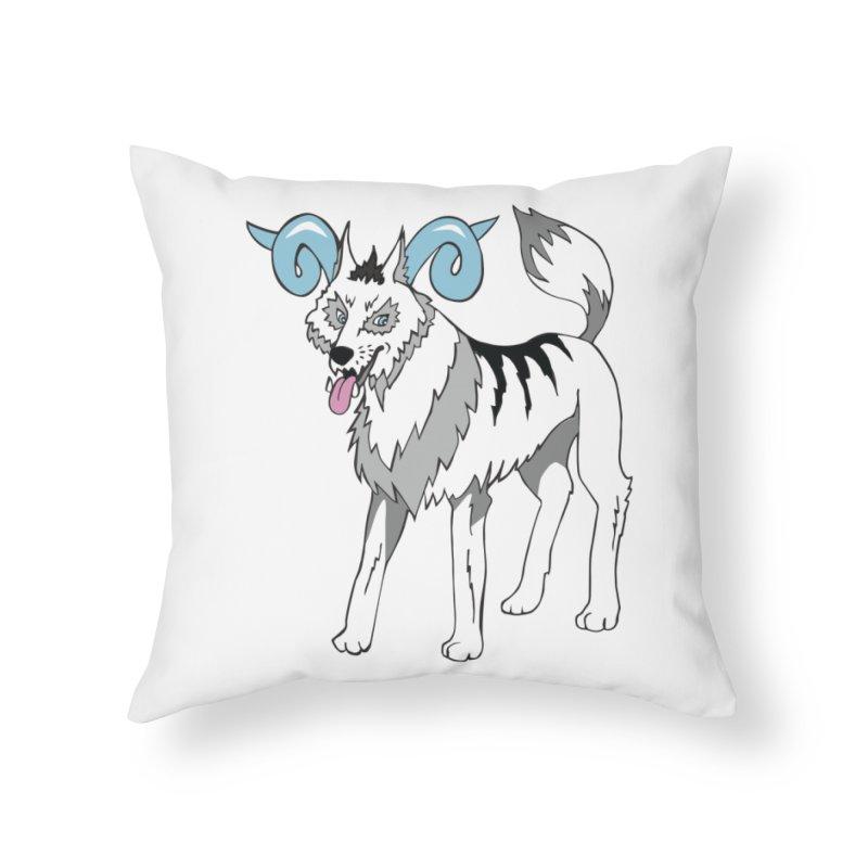 Elemental Wolfram Home Throw Pillow by Elementiad Artist Shop