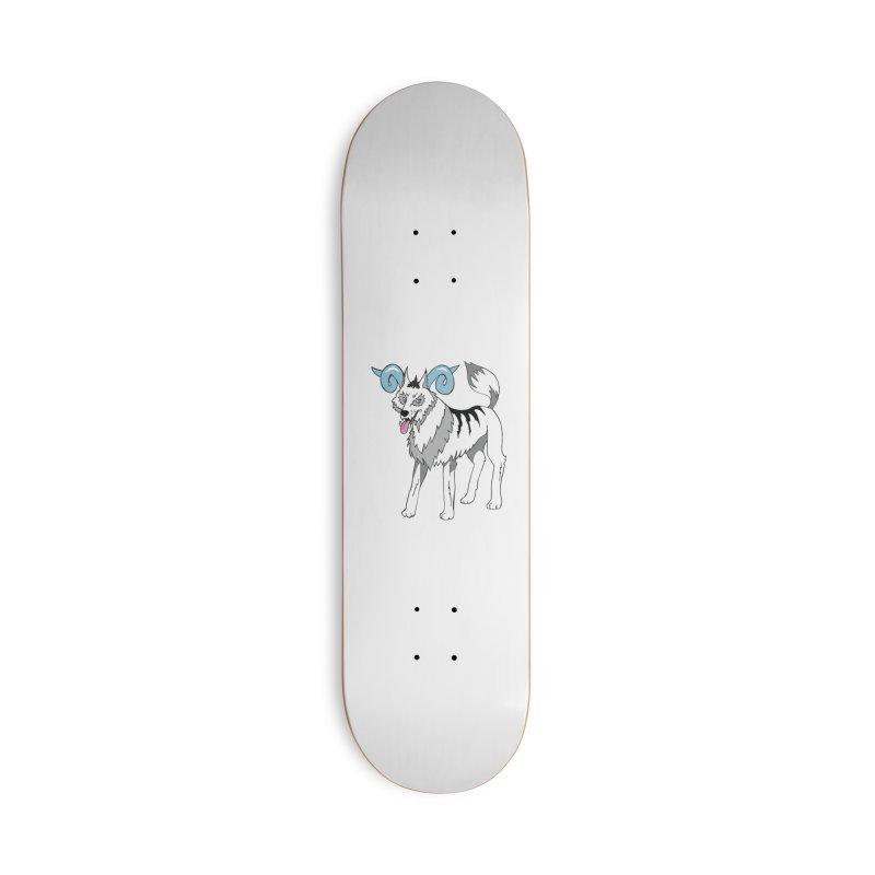 Elemental Wolfram Accessories Skateboard by Elementiad Artist Shop