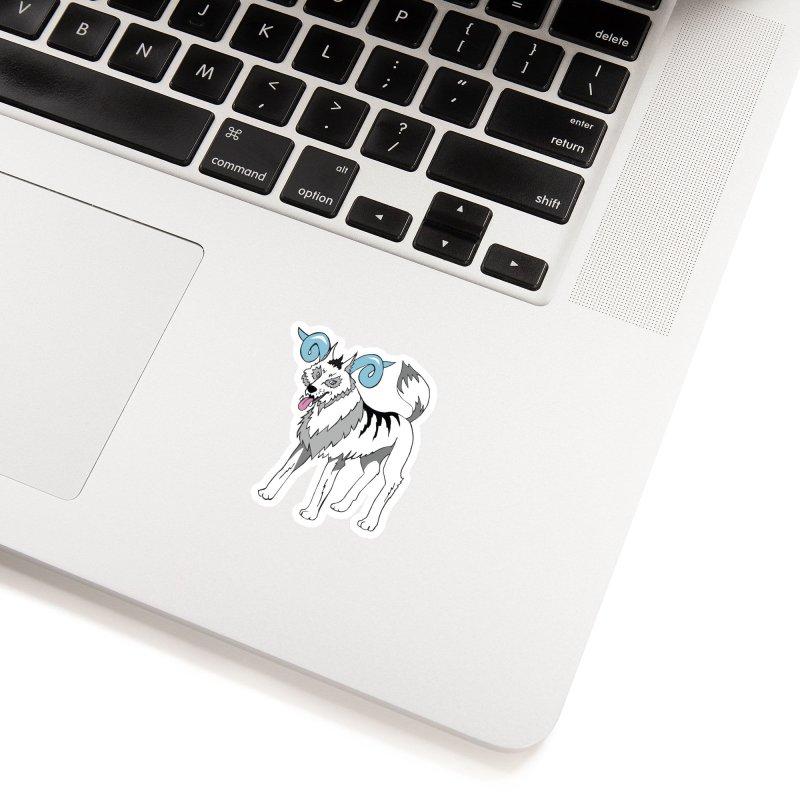 Elemental Wolfram Accessories Sticker by Elementiad Artist Shop