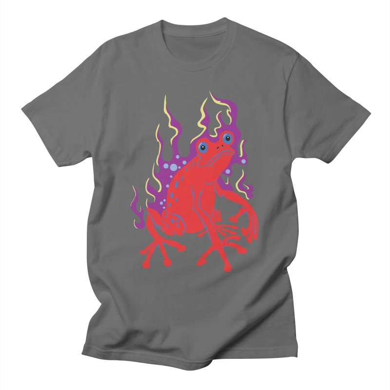 Elemental Ruby Men's T-Shirt by Elementiad Artist Shop