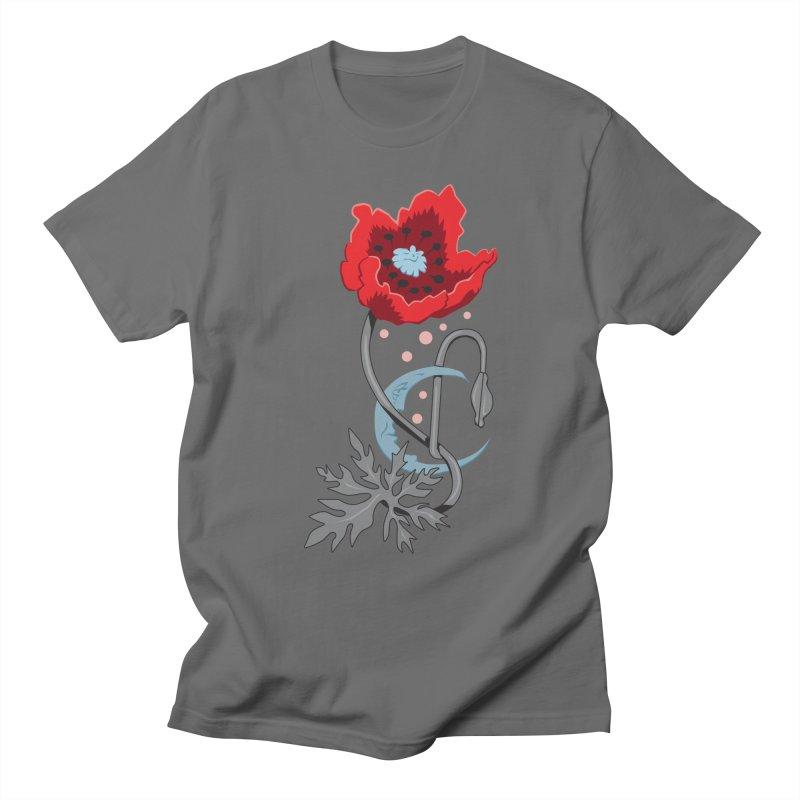 Elemental Selene Men's T-Shirt by Elementiad Artist Shop