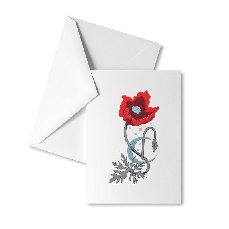 Elemental Selene Accessories Greeting Card by Elementiad Artist Shop