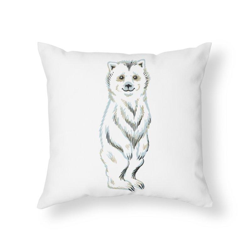 Elemental Titan Home Throw Pillow by Elementiad Artist Shop